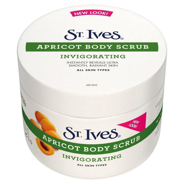 St. Ives Apricot Body Scrub